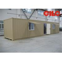 China Flexible Modified Shipping Containers Prefabricated Shipping Container House on sale