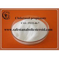 Wholesale Clobetasol propionate Steroids white Powder for Muscle Building CAS 25122-46-7 from china suppliers