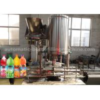 Wholesale Small Split Beverage Filling Machine 2.25KW No Fluid Loss For Fruit Juice from china suppliers