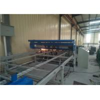 Buy cheap Adjustable Welding Pressure Wire Mesh Making Machine , Automatic Welded Wire Mesh Machine from wholesalers