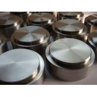 Wholesale 99.5% chromium target for industry,purity HIP technology chrome target /chrome tablet from china suppliers