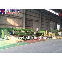Wholesale Roll Slitting Machine Metal Slitting Line 9CrSi Galvanized Steel from china suppliers