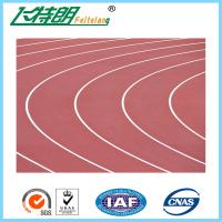 All Weather Track Surface Rubber Flooring Playground SurfacesRunning Tracks Sandwich System