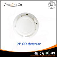 China Auto Carbon Monoxide Detectors Alarm Security Passed EN50291 Approval on sale