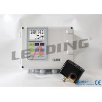 Wholesale White Three Phase Pump Control Panel Working Voltage Range AC380V -  415V from china suppliers