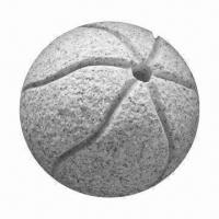 G603 Ball Stone Artwork, Comes in Grey for sale