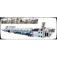 Wholesale PE / PPR / PP / PVC Pipe Extrusion Machine Single Screw Extruder from china suppliers