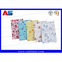 China Pharmaceutical Aluminium Foil Laminated Pouches Packaging Silkscreen Printing 8 Colors on sale