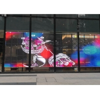 Wholesale 1R1G1B Outdoor Transparent LED Screen from china suppliers