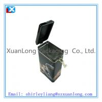Quality FDA Approved Tea Tin Box for sale