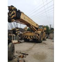 Wholesale Used GROVE RT980 80 Ton Rough Terrain Crane For Sale from china suppliers