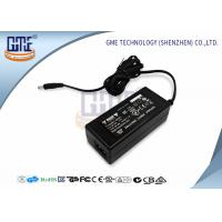China Portable Desktop PC Power Supply , Black Computer Switcher Power Supply 12V 5A on sale