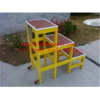 Wholesale Life Safe ladder&Straight fiberglass ladder&Insulation ladder from china suppliers