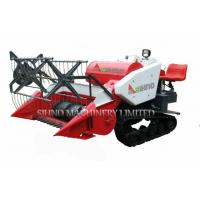China Rice and Wheat Mini Combine Harvester with 1.2m Cutting Width, on sale
