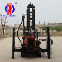 Quality The household pneumatic water well drilling rig /FY-180 crawler drilling car for sale