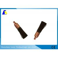 China Carbon Fiber Welding Brush , Copper Head Tig Parts Conductive Brush CE Certificated for sale