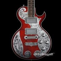 Wholesale Teye Guitars USA Series Coyote in Cherry Red Flame Maple Top Boutique Guitar from china suppliers