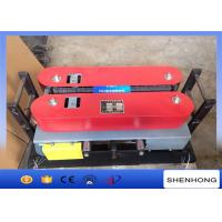 China Safety Underground Cable Installation Tools Cable Belt Conveyor 30 - 200 mm2 on sale