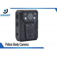 Wholesale Built - In Microphone Body Worn Surveillance Cameras With 3500mAh Battery from china suppliers