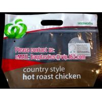 Wholesale Anti fog bags, Woolworths, Shoprite BAGS, Rotisserie Chicken Bags, Hot roast Chicken bags from china suppliers