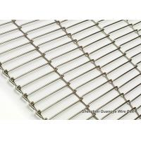 Buy cheap Heat Treatment Ladder Conveyor Belt , Wire Mesh Conveyor Belt Custom Design from wholesalers
