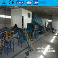 China MSW municipal waste sorting line equipment for household waste management on sale