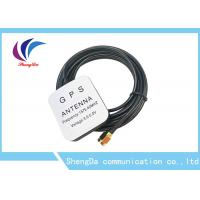 Wholesale Waterproof 28dBi Gain Automotive Gps Antenna 1575.42MHz Aerial Strong Magnet from china suppliers