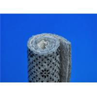 Wholesale Customized Grey Carpet Underlay Felt 4mm Thickness With Plastic Floral Dots from china suppliers