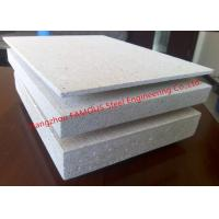 Buy cheap High Density Waterproof MgO Sulfate Board Fire Resistence Cement Fiber Glass from wholesalers