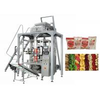 Wholesale Dried Fruit Linear Weigher Packing Machine 5 - 70 Bags / Min Packing Speed from china suppliers