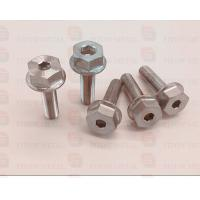 Wholesale Custom special shaped titanium parts from china suppliers