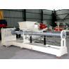 Plastic Recycling Pellet Machine , Single Screw Extruder Recycling Granulator Machine for sale
