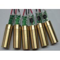 Quality 532nm 20mw Green Dot Laser Diode Module For Laser Pointer ,Laser Stage Light for sale