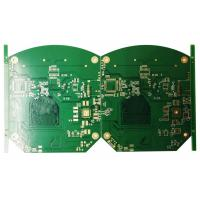 Wholesale Fr4 1.0mm Double Sided PCB Fast Delivery One Stop Turnkey Service from china suppliers