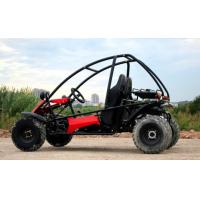 China New 150cc 2 Seater Go Kart For Sale with Front and rear oil shock for sale