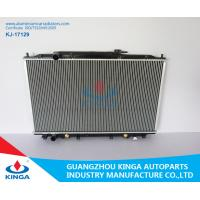 Wholesale ODYSSEY 2005 2009 DPI 2806 Honda Aluminum Radiator Tube - Fin Core from china suppliers