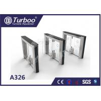 Buy cheap Swing barrier vehicle and pedestrian access control automatic systems pedestrian from wholesalers