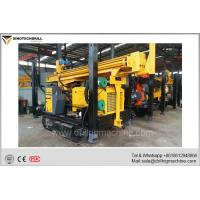 Wholesale Popular Type Water Well Drilling Rig 300m Depth 85KW Engine Power ISO / CCC Certification from china suppliers