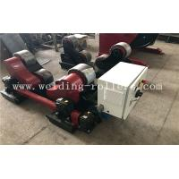 Buy cheap 22000lbs Capacity Adjustable Pipe Stands For 12 - 110 inches Diameter Tank Pipe Welding from wholesalers