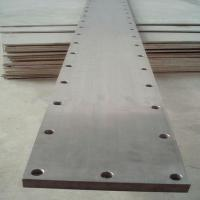 Quality Chromium target for advanced packing application 99.95% Pure Chromium plate for sale
