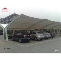 Wholesale Flame Retardant Tensile Membrane Structures With Waterproof PVC Fabric from china suppliers