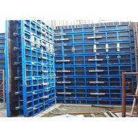 Wholesale Rigid Steel Frame Formwork , Steel Framing System For Concrete Construction Wall from china suppliers