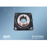 Wholesale Waterproof 4 Bolt Flange Bearing Machine Parts SUCFPL208 , Insert Ball Bearing from china suppliers