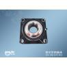 Wholesale Waterproof 4 Bolt Flange Bearing Machine Parts SUCFPL208 , Insert Ball Bearing from china suppliers