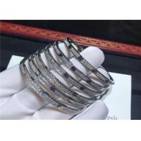 Wholesale Solid 18K White Gold Cartier Love Bracelet from china suppliers