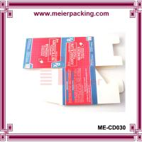 Wholesale Medicine paper packaging box made in china/Foldable small medicine box ME-CD030 from china suppliers