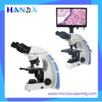 China HANDA 2019 hot item HDB-661  performance-price ratio high quality biology lab microscope scientific research for sale