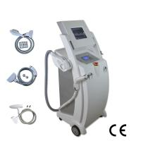 Wholesale White IPL SHR RF ND YAG LASER IPL Beauty Equipment Vertical Type from china suppliers