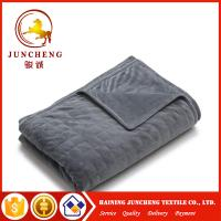 Buy cheap Amazon hot sale weighted blanket wholesale without moq from wholesalers
