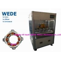 Buy cheap inslot coils winding machine for brushless motor stator used in the refrigerator from wholesalers